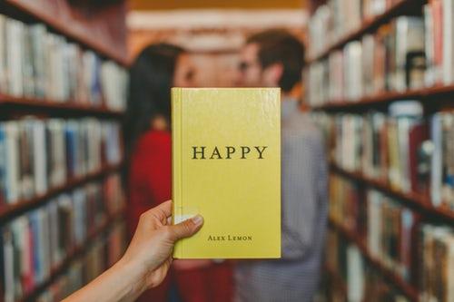 livre happy bon cadeau